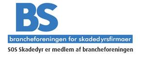 SOS Skadedyr er medlem af brancheforeningen