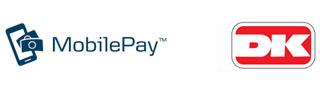 Vi modtager betaling via MobilePay og Dankort