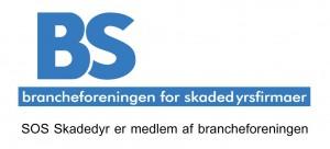 SOS Skadedyrssikring er medlem af brancheforeningen